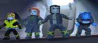 X-Men (Earth-TRN608) from X-Men Darktide 001