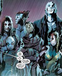 X-Men (Earth-TRN640) from Uncanny X-Men Annual Vol 3 1