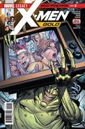 X-Men Gold Vol 2 15