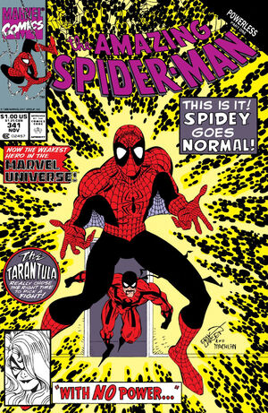 Amazing Spider-Man Vol 1 341