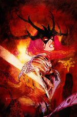 Angela Queen of Hel Vol 1 3 Sienkiewicz Variant Textless