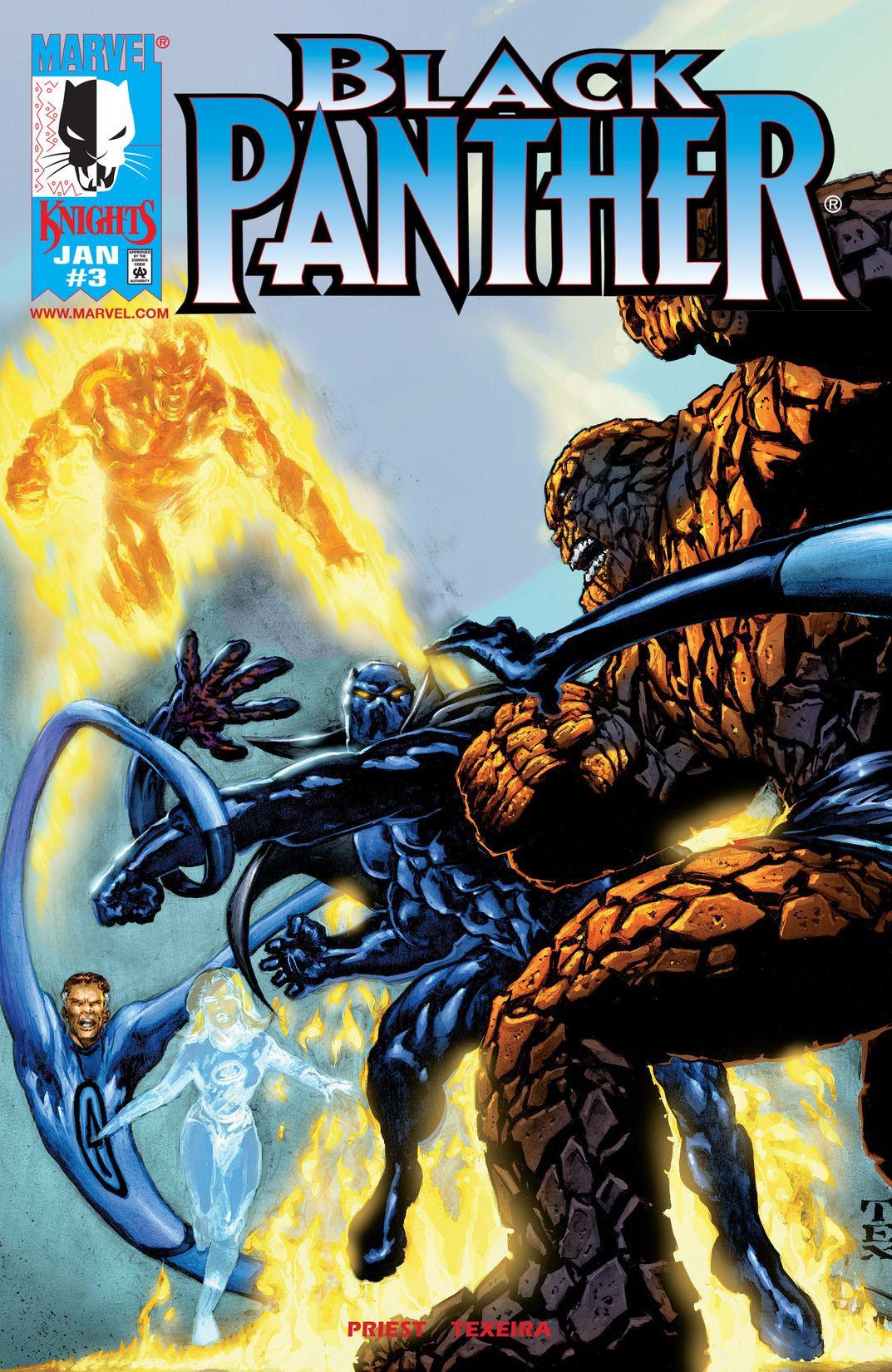 Black Panther Vol 3 3