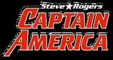 Captain America Steve Rogers (2016) logo