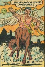 Centaurs (Sagittarius) from Spaceman Vol 1 6 0001
