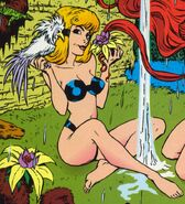 Crystalia Amaquelin (Earth-616) from Marvel Illustrated The Swimsuit Edition Vol 1 1 001