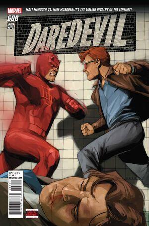 Daredevil Vol 1 608