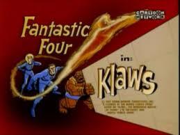 Fantastic Four (1967 animated series) Season 1 1 Screenshot