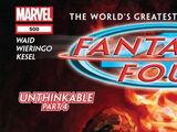 Fantastic Four Vol 1 500