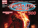 Fantastic Four Vol 1 500