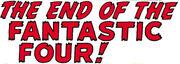 Fantastic Four Vol 1 9 Title