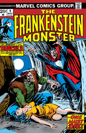 Frankenstein Vol 1 9