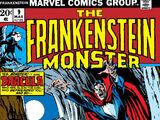 Frankenstein Vol 1 9
