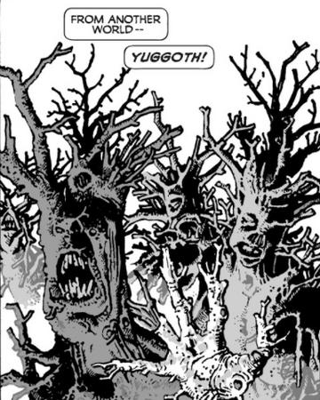 Fungi from Yuggoth   Marvel Database   Fandom