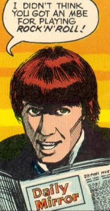 George Harrison (Earth-616) from Marvel Comics Super Special Vol 1 4 001