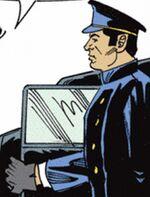 Harold Hogan (Earth-77013) Spider-Man Newspaper Strips