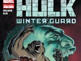 Hulk: Winter Guard Vol 1 1