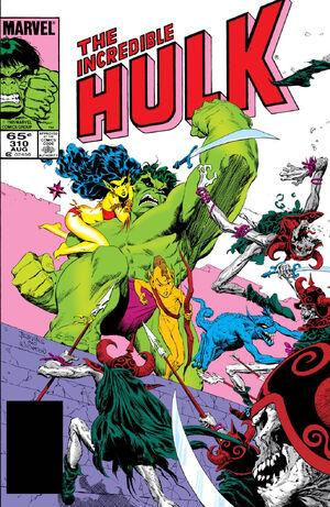 Incredible Hulk Vol 1 310