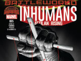Inhumans: Attilan Rising Vol 1 5