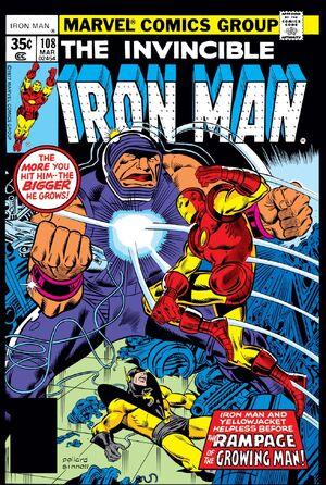 Iron Man Vol 1 108