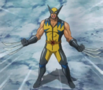 James Howlett (Earth-14042) from Marvel Disk Wars The Avengers Season 1 21