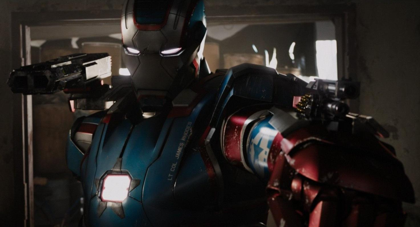 James Rhodes (Earth-199999) from Iron Man 3 (film) 006