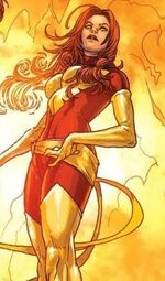 Jean Grey (Earth-Unknown) from X-Men No More Humans Vol 1 1 001