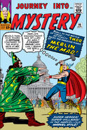Journey into Mystery Vol 1 96