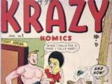 Krazy Komics Vol 2