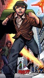 Kristoff Vernard (Robot) (Earth-20051) Marvel Adventures Spider-Man Vol 1 39