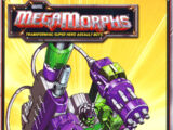 Marvel MegaMorphs: Hulk Vol 1 1