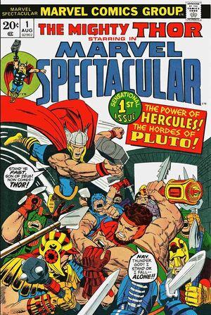 Marvel Spectacular Vol 1 1