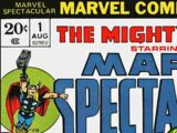 Marvel Spectacular Vol 1 1