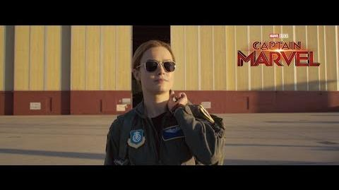 "Marvel Studios' Captain Marvel ""Destiny"" TV Spot"