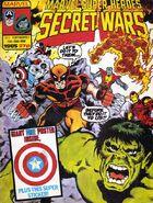 Marvel Super Heroes Secret Wars (UK) Vol 1 2
