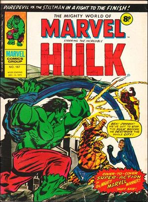 Mighty World of Marvel Vol 1 167