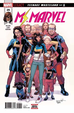 Ms. Marvel Vol 4 25