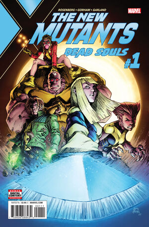 New Mutants Dead Souls Vol 1 1