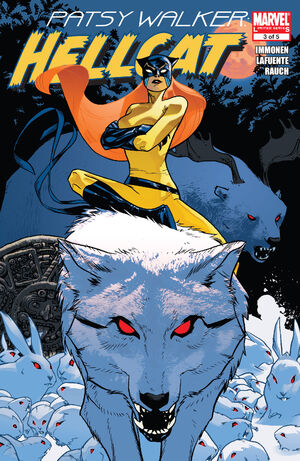 Patsy Walker Hellcat Vol 1 3