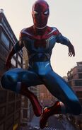 Peter Parker (Earth-1048) from Marvel's Spider-Man (video game) 006