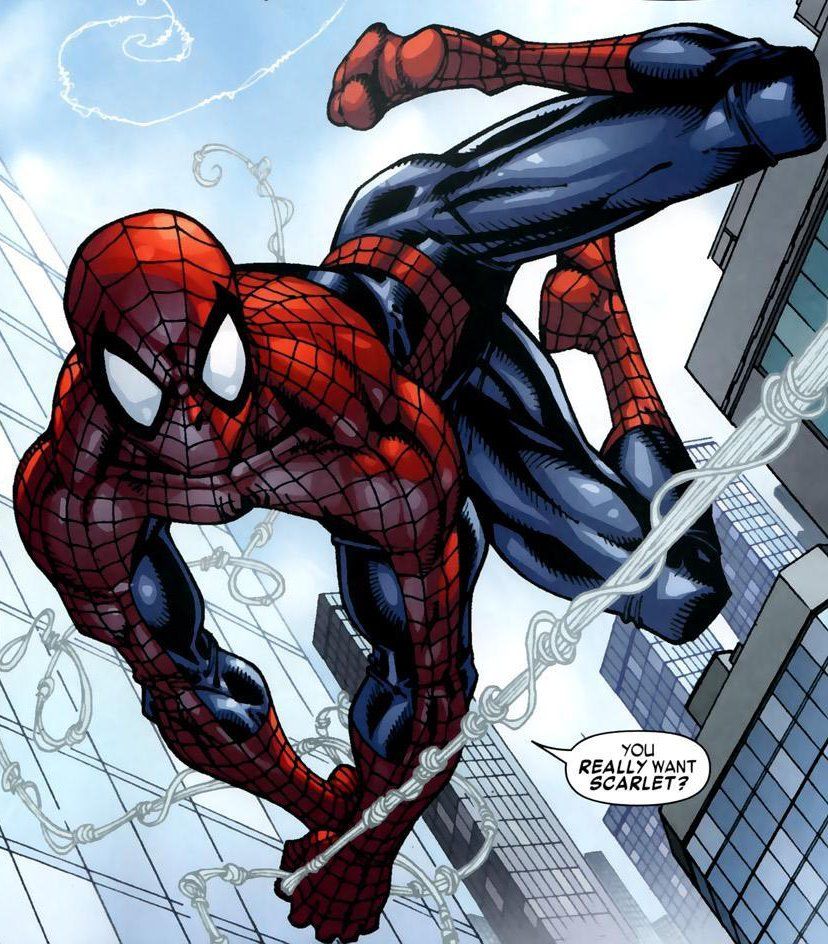 Spider Man Peter Parker In The Lego Incredibles Videogame: Category:Ben Reilly (Earth-91101)/Quotes