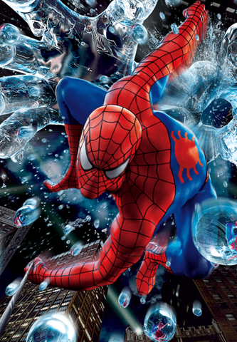 File:Peter Parker (Earth-TRN160) from Promo Poster HD 001.png