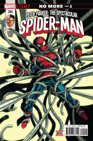 Peter Parker The Spectacular Spider-Man Vol 1 304