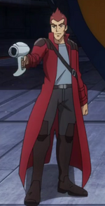 Peter Quill (Earth-14042) from Marvel Disk Wars The Avengers Season 1 24 003