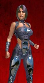 Philippa Sontag (Earth-13625) from Deadpool (video game) 001