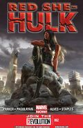Red She-Hulk Vol 1 62