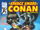 Savage Sword of Conan Vol 1 34