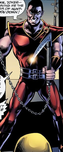 Scythe (Mercenary) (Earth-616) from Immortal Iron Fist The Origin of Danny Rand Vol 1 1 001