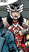 Sif (Earth-231013) from Marvel NOW WHAT! Vol 1 1 001