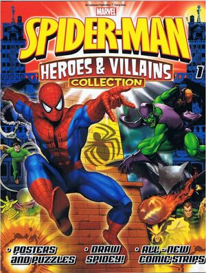 Spider-Man Heroes & Villains Collection Vol 1 1