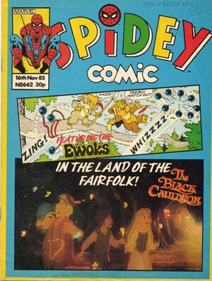 Spidey Comic Vol 1 662